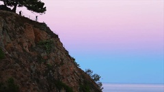 Tossa de Mar Stock Footage