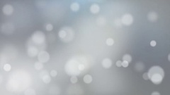 Shiny White Holiday Background Stock Footage