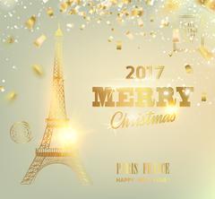 Eiffel tower icon Stock Illustration