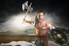 Gladiator/Warrior Kuvituskuvat