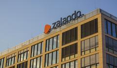 Zalando Headquarter in Berlin Stock Photos