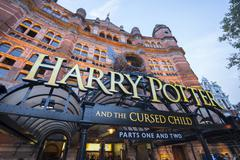 Highly anticipated Harry Potter Musical in London Kuvituskuvat