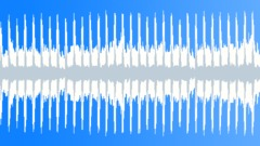 Groovy Uplifting Electro Pop (loop 12 background) Stock Music