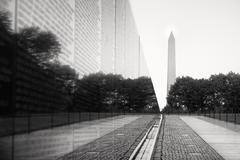 The Vietnam Veterans Memorial in Washington D.C. Kuvituskuvat