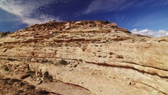 Canyon Road Aerial 01 Southwest USA 4K Stock Footage