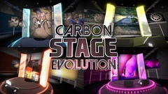 Carbon Stage Evolution - After Effects Template Stock After Effects