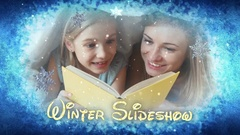 Winter Slideshow - After Efects Template Stock After Effects