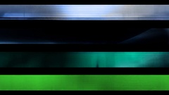 Abstract looping alpha embedded lower third group nine Stock Footage