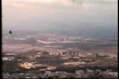 Haifa Port (Vintage 1950's) Stock Footage