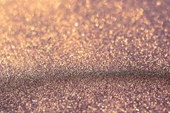 Brown Glitter Texture Macro Stock Photos