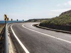 Highway in Taiwan, China Stock Photos