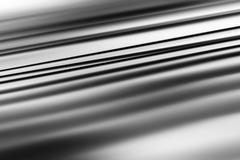 Diagonal black and white files motion blur background Stock Illustration