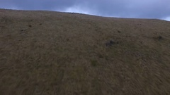 Ridge to Pichincha Stock Footage