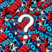 Vote Stock Illustration
