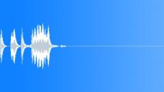 Achieved Milestone - Video Game Efx Sound Effect