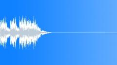 Achieve Milestone - Casual Game Sound Effect Äänitehoste