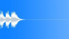 Reaching Milestone - Platform Game Sound Efx Sound Effect
