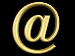 E-mail symbol Piirros