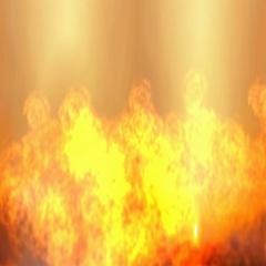 Inside the Fiery Furnace Stock Footage