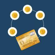 Money symbol currency Stock Illustration