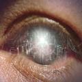 Eye od Cyberspace. 4k or 4k+ Resolution