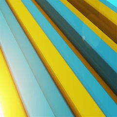 Colorful stripes Stock Footage