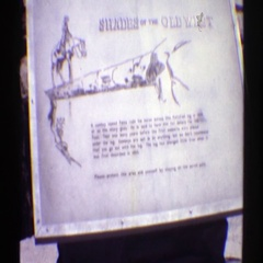1969: found! antique document from the wild west. ARIZONA Arkistovideo