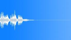 Positive Milestone Reached - Platformer Sound Fx Sound Effect
