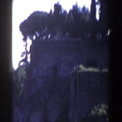 1959: a person's dream location to explore! ROME Stock Footage