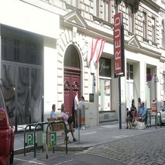 Sigmund Freud house  Stock Footage