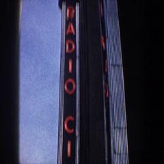 1960: city sites NEW YORK CITY Stock Footage