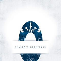 Parallax Christmas Greetings Stock After Effects