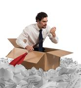 Navigate the bureaucracy Stock Photos