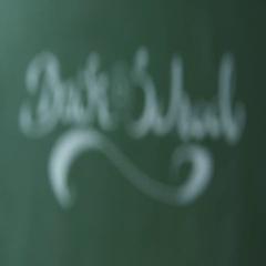 Back to school, handwritten on chalkboard, pulls into focus, shot on R3D Stock Footage