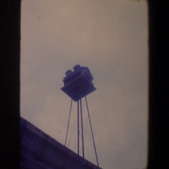 1959: a home upon stilts. IOWA Stock Footage