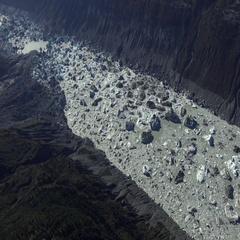 Iceberg Soup Alaska Stock Footage