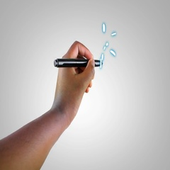 Tanzania - Hand drawn - Animation - outline - White Background Stock Footage