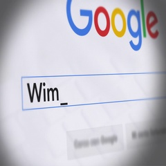 Google Search Engine - Search For Wimbledon Stock Footage
