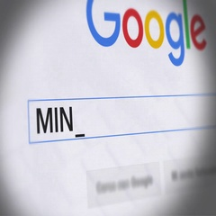 Google Search Engine - Search For MIND diet Stock Footage