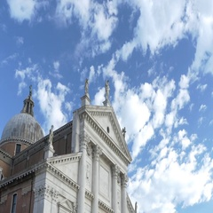 Classical Architecture Venice Stock Footage