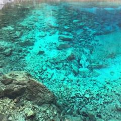 Colorful lake jiuzhaigou. Stock Footage