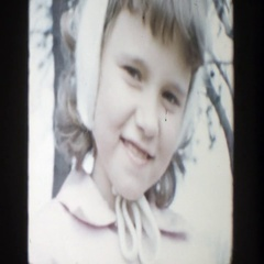 1958: oh the joys of child play. MICHIGAN Stock Footage