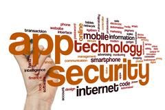 Appsecurity Stock Illustration
