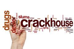 Crackhouse Stock Illustration