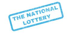 The National Lottery Rubber Stamp Piirros