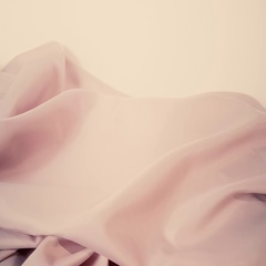 Soft fabric backgrounds. Elegance crease textile material Stock Footage