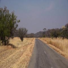 Matobo National Park (Zimbabwe; 4K footage) Stock Footage