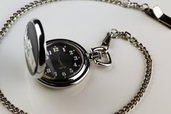 Pocket watch retro concept Kuvituskuvat