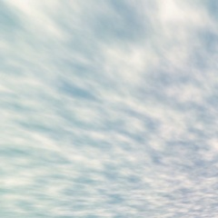 Motion of blue sky clouds backrounds Stock Footage