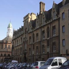 Oxford University Oxford City Arkistovideo